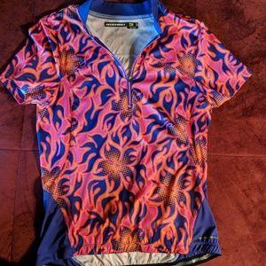 Women's Nishiki bike shirt